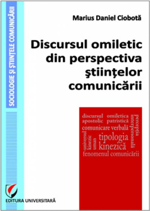 Discursul omiletic din perspectiva stiintelor comunicarii 0