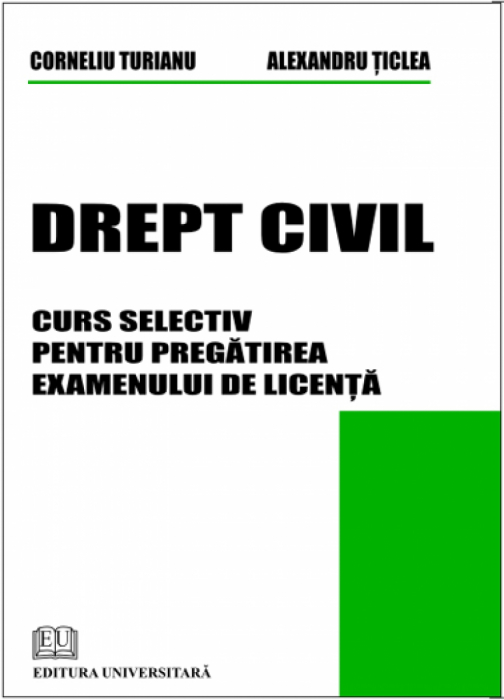 Civil Law. Exam preparation course for selective licensing 0