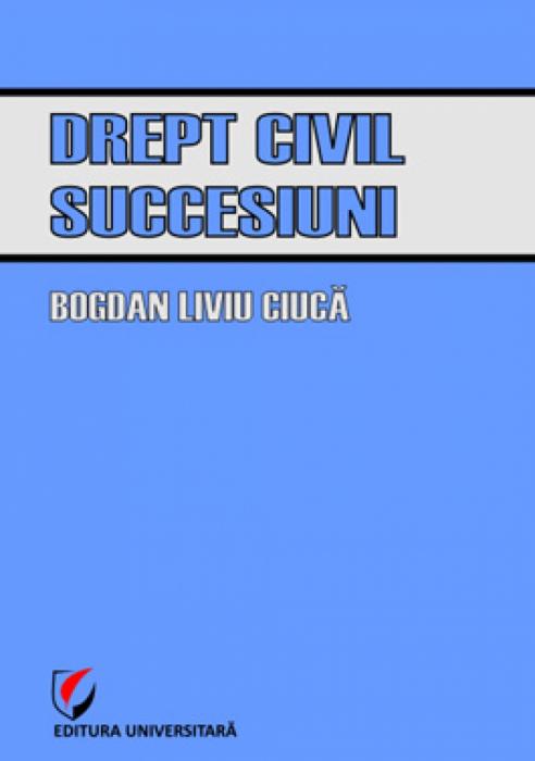 Drept civil. Succesiuni 0