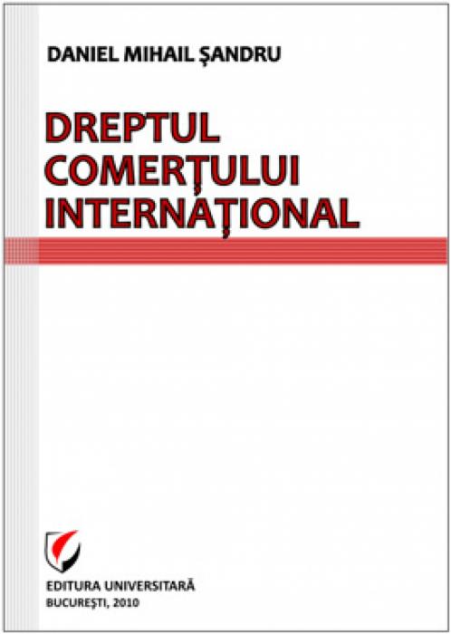 Dreptul comertului international [0]