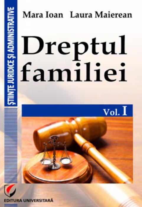 Family Law, Volume I 0