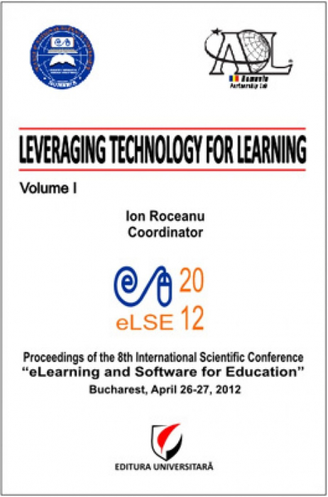 E-Learning as the Key Tool in Today s Romanian Higher Education 0