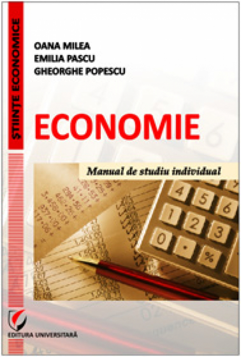 Economie. Manual de studiu individual [0]