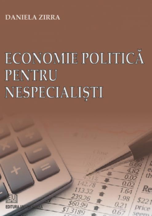 Economie politică pentru nespecialişti 0