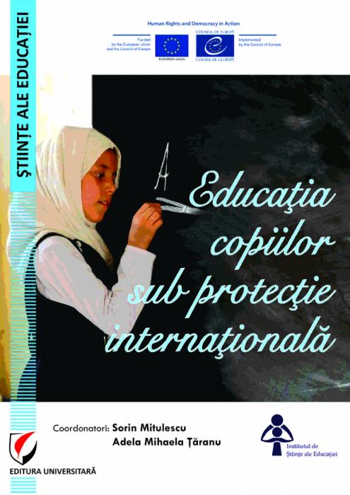 Educatia copiilor sub protectie internationala 0