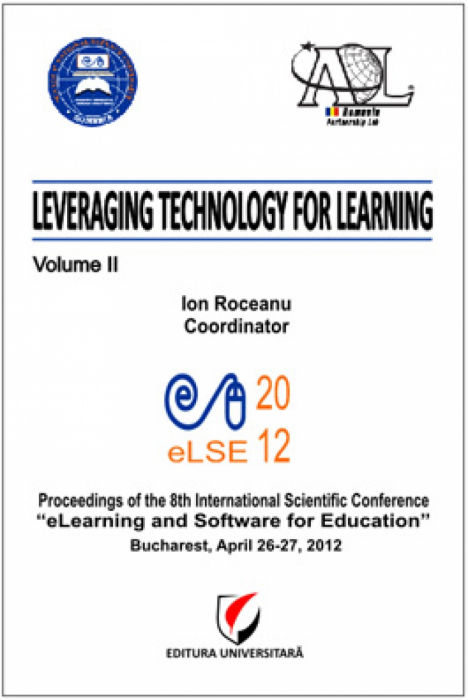 Educational Opportunities of E-Learning in Rendering Didactic Activities More Efficient Reflected in the Use of the Adept Cobra E-Vario Robot 0