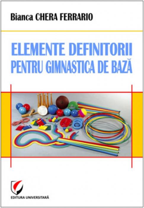 Elemente definitorii pentru gimnastica de baza 0