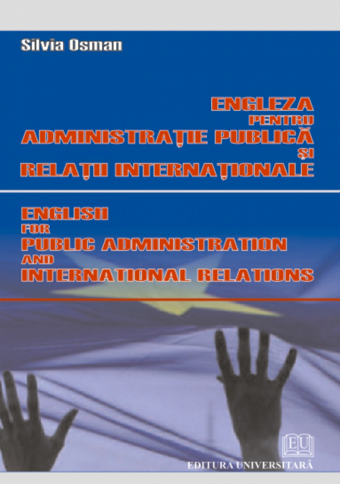 English for public administration and international relations / English for International Relations and Public Administration 0