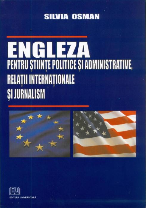 Engleza pentru stiinte politice si administrative, relatii internationale si jurnalism 0