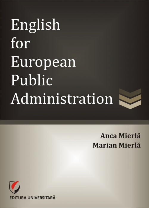 English for European Public  Administration 0
