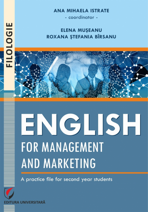English for Management and Marketing  - a practice file for second year students 0