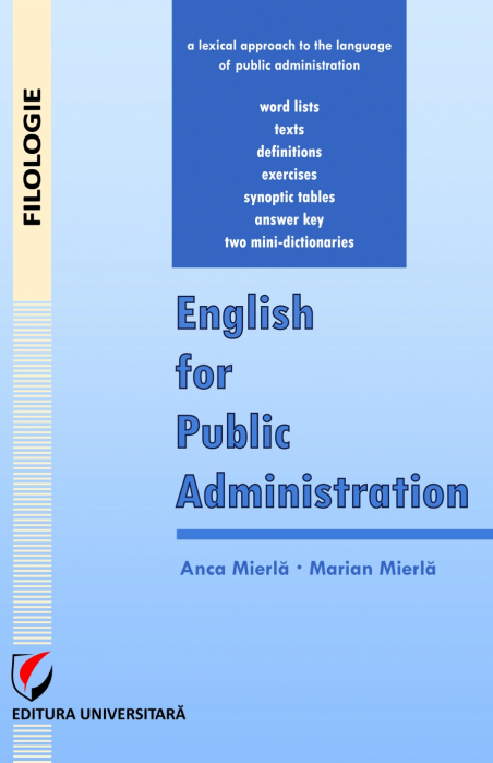 English for Public Administration 0