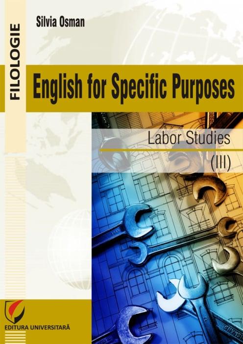 English for Specific Purposes: Labor Studies (III) 0