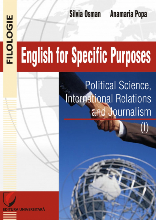 English for specific purposes: Political Sciences, International Relations and Journalism (I) [0]