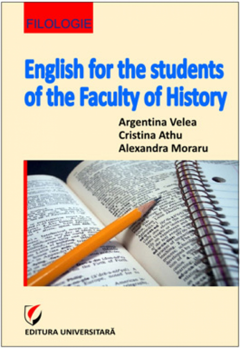 English for the students of the Faculty of History 0