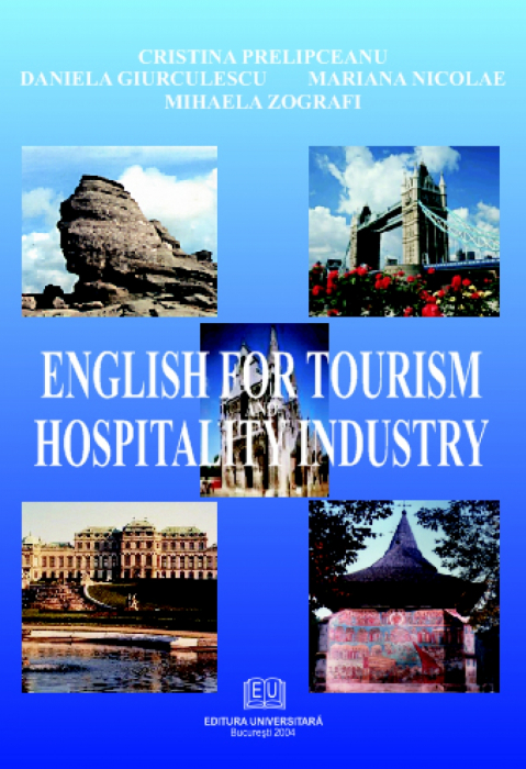 English for tourism and hospitality industry 0