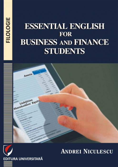 Essential English for Business and Finance Students 0