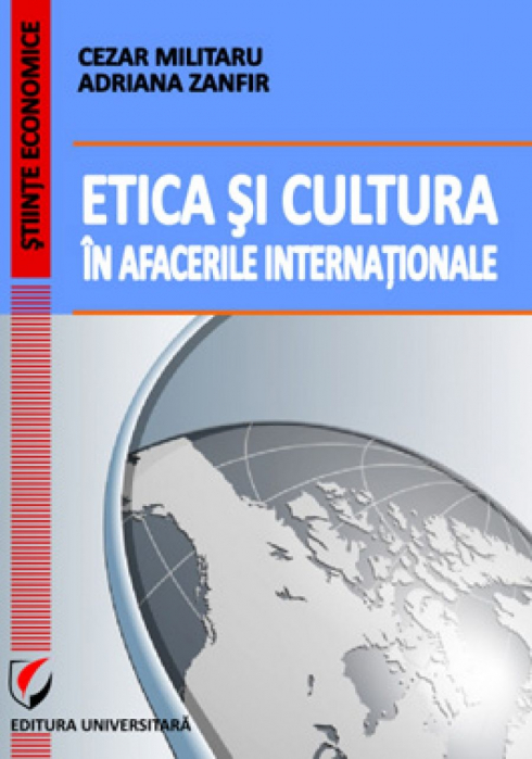 Etica si cultura in afacerile internationale 0