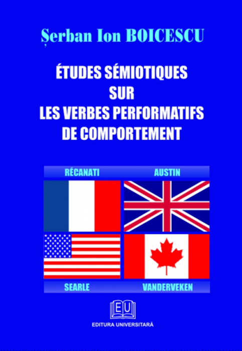 Semiotic studies on the perfomative comportamental verbs [0]
