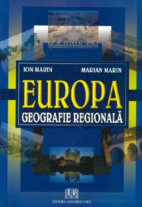 Europa - Geografie regională 0