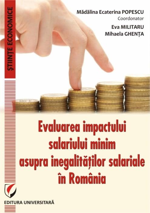 Evaluarea impactului salariului minim asupra inegalitatilor salariale in Romania 0
