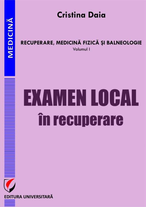 Examen local in recuperare [0]