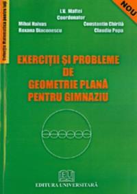 Exerciţii şi probleme de geometrie plană pentru gimnaziu [0]