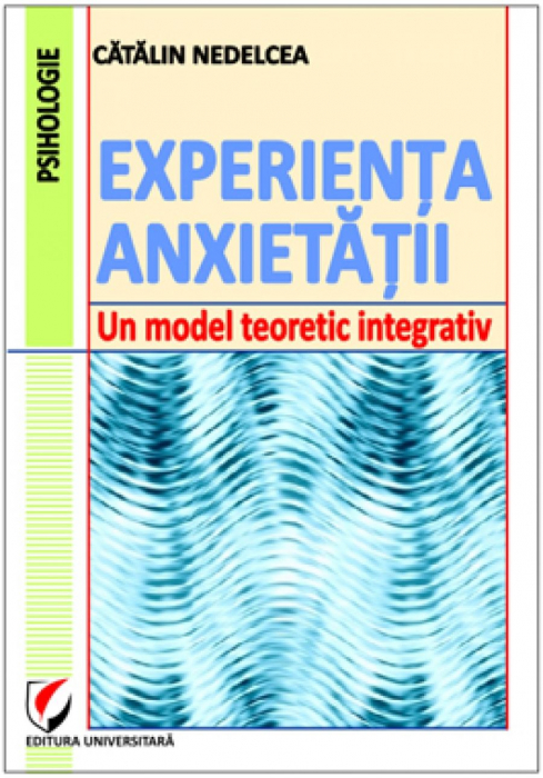 Experience anxiety. An integrative theoretical model 0