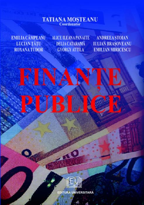 Finante publice - Note de curs si aplicatii pentru seminar 0