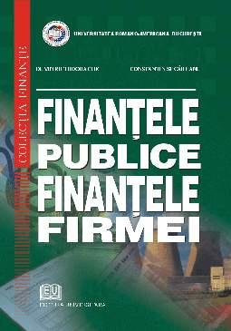 Finantele publice. Finantele firmei 0
