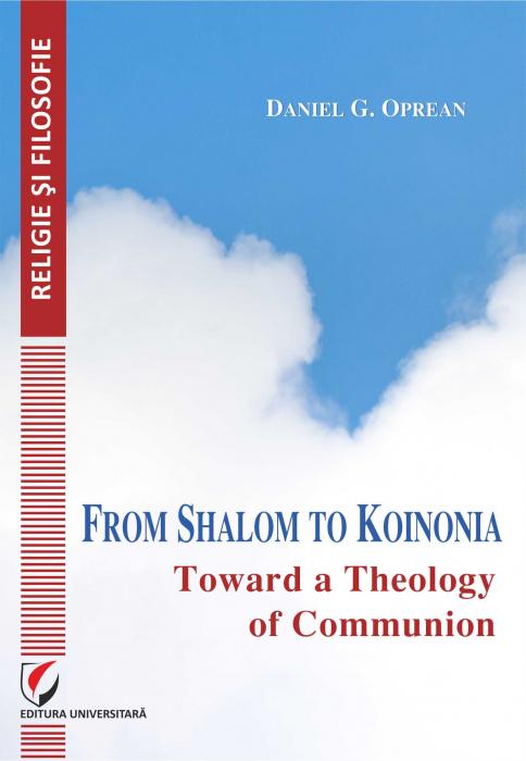 From Shalom to Koinonia. Toward a Theology of Communion 0