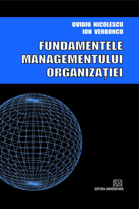 Fundamentals of Organizational Management [0]