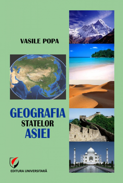 Geography of Asian states 0