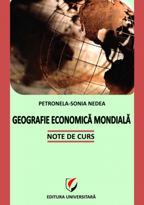 Global economic geography. Course notes 0