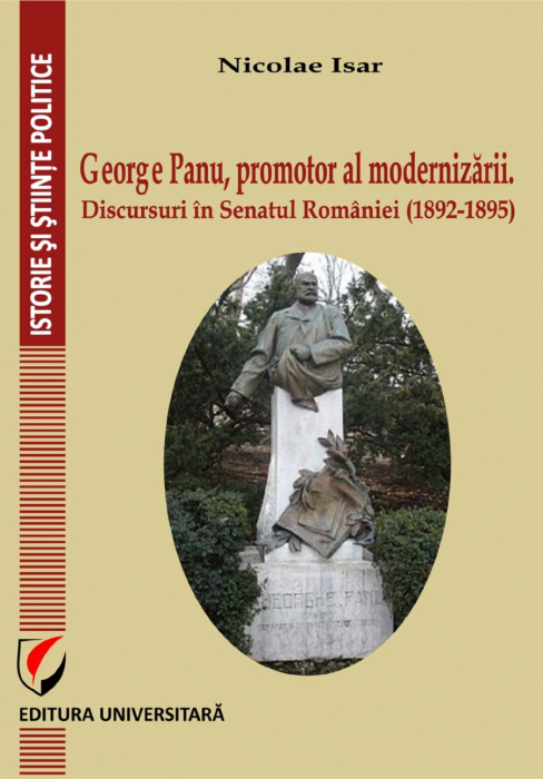 George Panu, Promoter of Modernization. Speeches in the Romanian Senate (1892-1895) 0