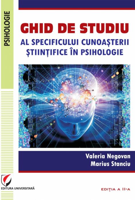 Ghid de studiu al specificului cunoasterii stiintifice in psihologie 0