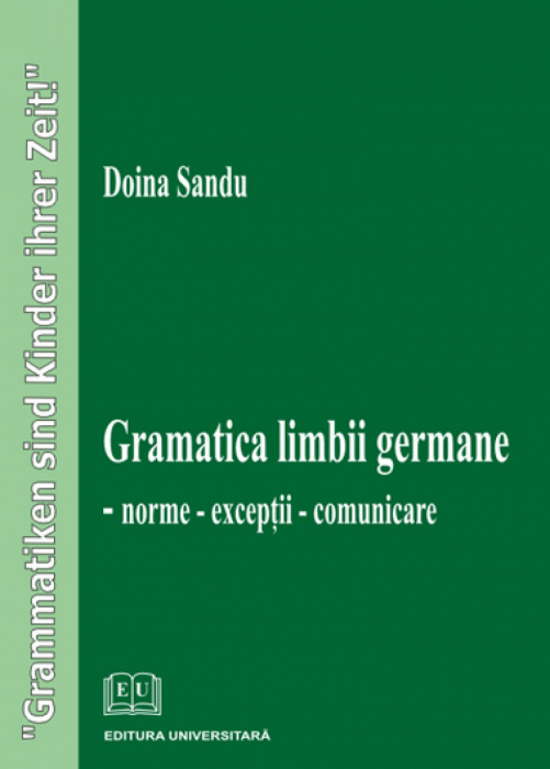 German Grammar - rules, exceptions, communication 0