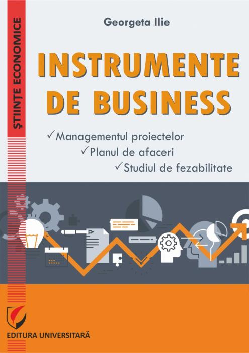 INSTRUMENTE DE BUSINESS. Managementul proiectelor. Planul de afaceri. Studiul de fezabilitate 0
