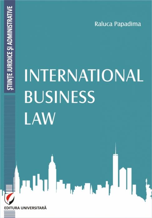 INTERNATIONAL BUSINESS LAW 0