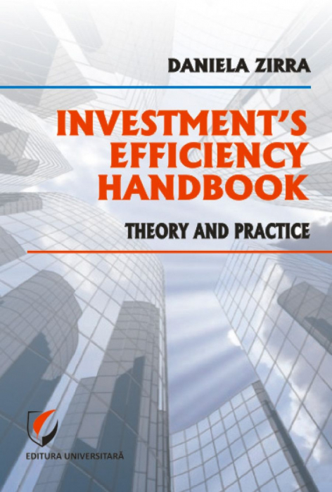 Investment s efficiency handbook. Theory and practice 0