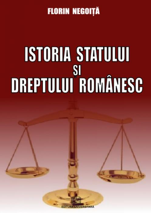 Istoria statului si dreptului romanesc 0