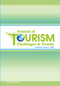 Journal of Tourism Challenges and Trends - vol. I. Issue 1 / 2008 0
