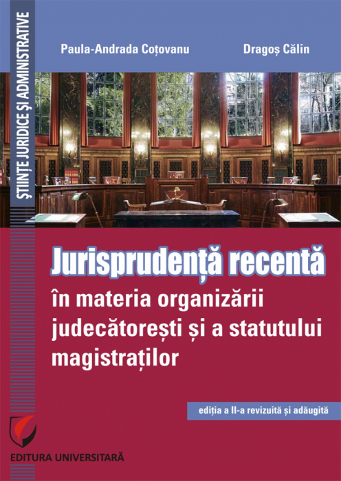 Recent case law in the field of the judiciary and magistrates status 0