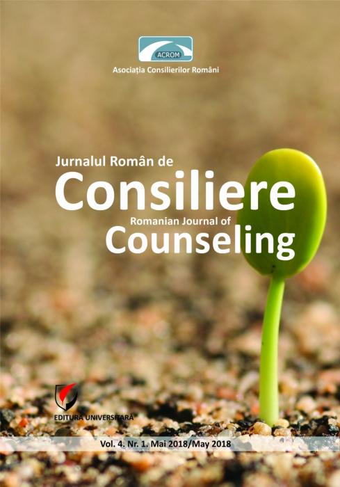 Jurnalul Roman de Consiliere, vol. 4, nr. 1, mai 2018 0