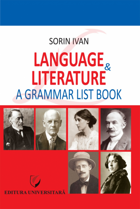 Language&Literature. A grammar list book 0