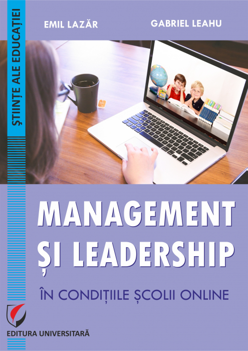 Management and leadership in the conditions of the online school 0