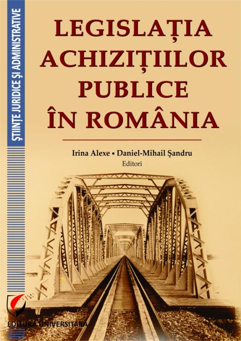 Legislatia achizitiilor publice in Romania 0