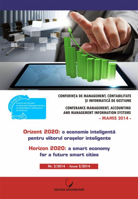 MAMIS 2014 - Orizont 2020: o economie inteligentă pentru  viitorul oraselor inteligente 0