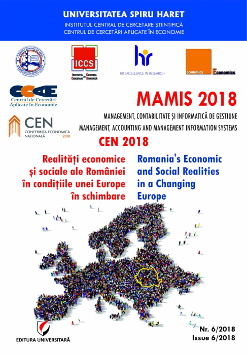MAMIS 2018 - Romania's Economic and Social Realities in a Changing Europe [0]