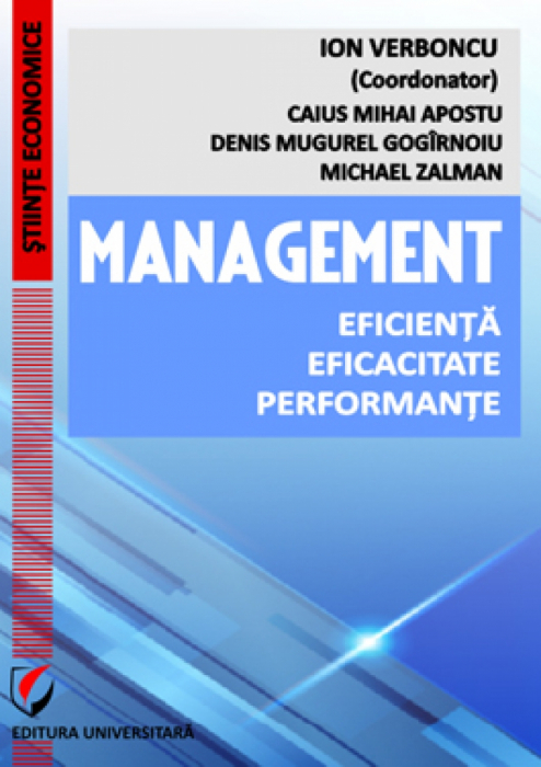 Management. Eficienta. Eficacitate. Performante 0